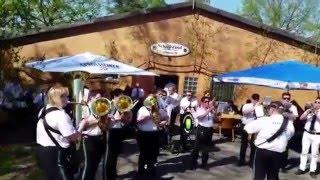 """Flashmob Heidemusikcorps Kraniche Wesendorf v1973 07.05.2016 Schützenfest Wesendorf mit """"Timber"""""""