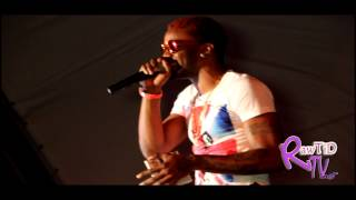 Konshens Performance @ The System Album Launch