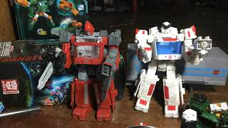 Transformers The movie 1986 stop motion: instruments of destruction