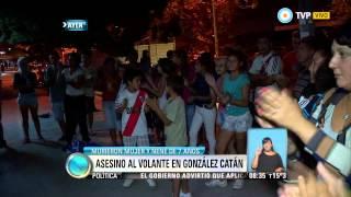 Visión 7 - Accidente en González Catán
