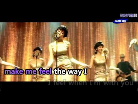 KTV Wonder Girls  Nobody English Ver