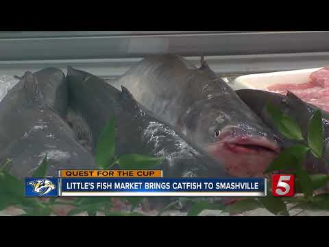Little's Fish Market Helps Catfish Fly