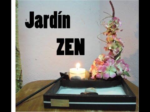 C mo hacer un jardin zen doovi - Hacer un jardin zen ...