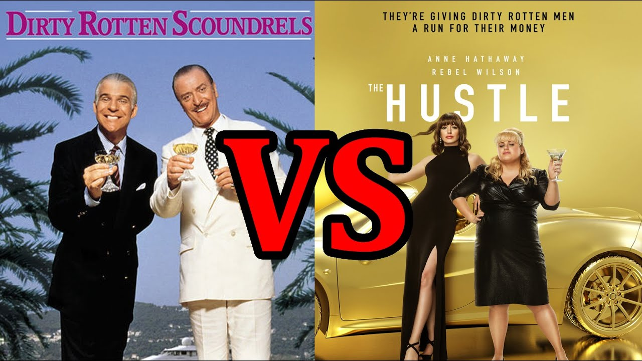 Download Dirty Rotten Scoundrels vs The Hustle - A Scene Comparison