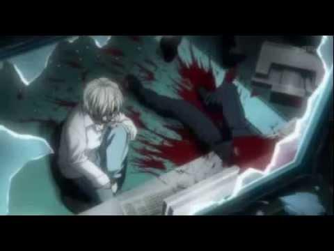 Death Note La Muerte De Near Sub Espa 241 Ol Youtube