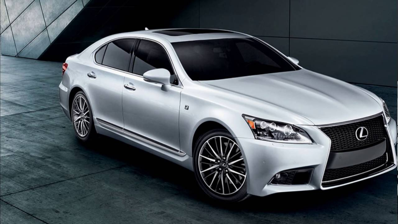 2017-2018 Lexus lS 460 F Sport ~ Review, Price, Release ...