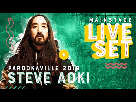 PAROOKAVILLE 2019 | STEVE AOKI