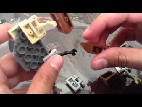 How to make a robot scarab
