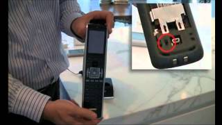 reseting and charging an rti remote