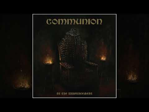 "COMMUNION ""Secret Rites"""