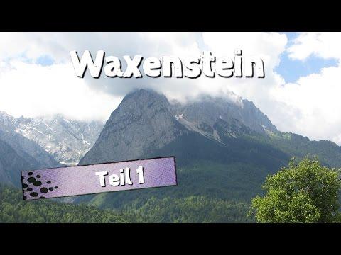 Bergtour zum Waxenstein Teil 1 von 2 (Großer Kleiner Waxenstein 2207m)