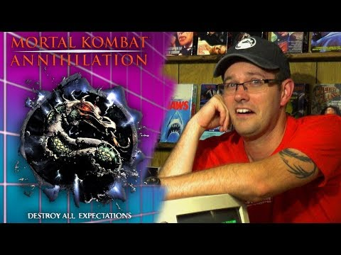 Mortal Kombat Annihilation: Terrible Sequel, Terrible Movie - Rental Reviews