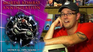 Mortal Kombat Annihilation: Terrible Sequel, Terrible Movie - Rental Reviews