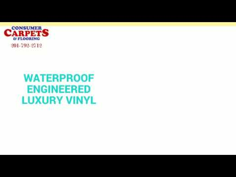 100% engineered waterproof flooring - luxury vinyl planks and tile - Consumer Carpets Jersey City NJ
