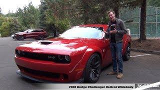 Review: 2018 Dodge Challenger Hellcat Widebody