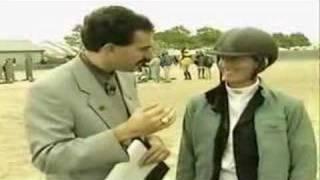 Borat - Horse is like Man