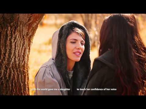 دانلود موزیک ویدئو جدید جاستینا به نام کاش دنیا بهم یه دختر بده