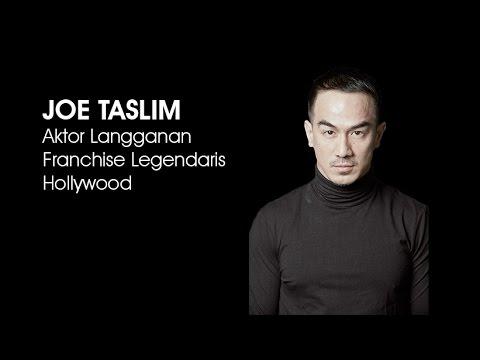 Joe Taslim - Aktor Langganan Franchise Legendaris Hollywood