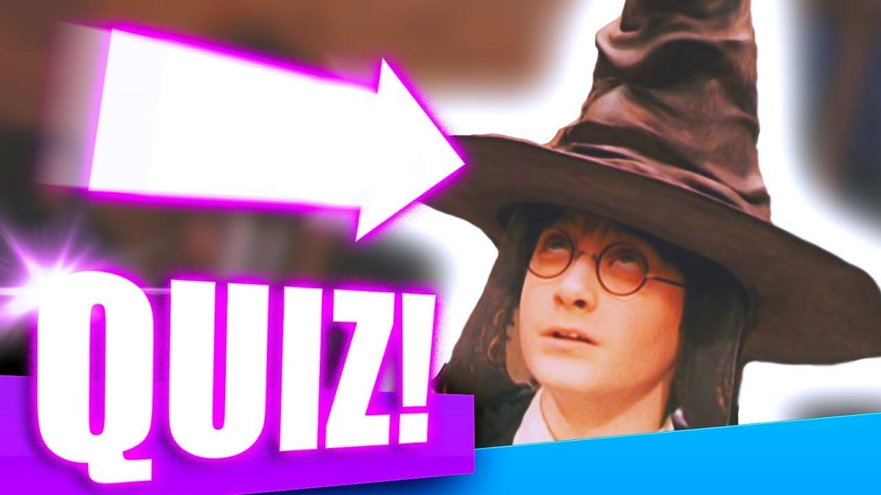Harry Potter Quiz In Welches Haus Gehore Ich Youtube