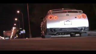 Тест Драйв От Давидыча  Nissan Gt R