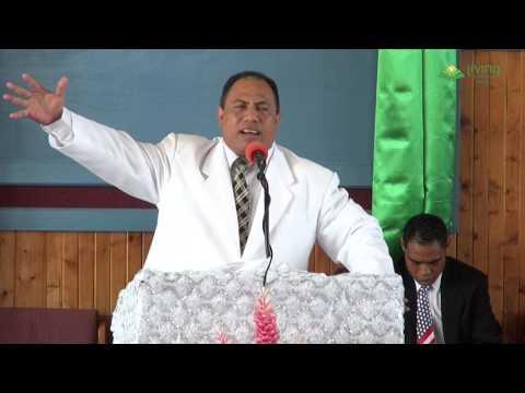 My Redeemer Lives - Pr. Sione Ausage