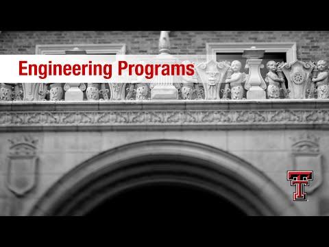 Texas Tech: Online Engineering