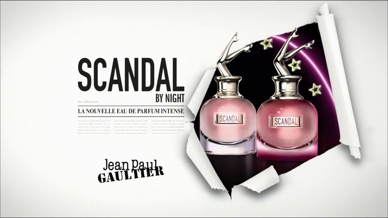 Scandal By Night Eau De Parfum Intense Youtube