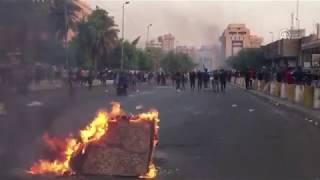 В Ираке растет число погибших в ходе протестов