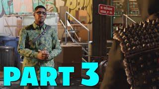 WATCH DOGS 2 Gameplay Walkthrough Part 3 - CYBERDRIVER CAR