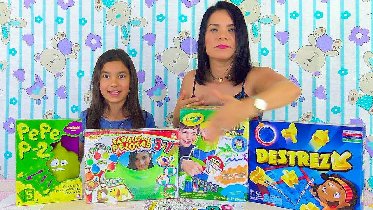 Like Toy Tv : Mas juguetes para ananana toys tv ana emilia youtube