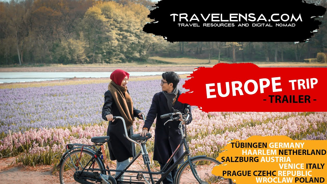 Cheapest Way How to Travel Europe 2020 - YouTube