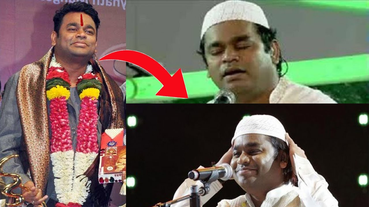 যে কারনে হিন্দু দিলীপ কুমার থেকে এ আর রহমান মুসলমান হলেন । A R Rahman why Changes Religion ?