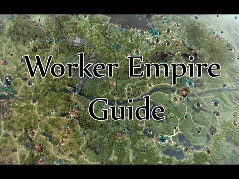 black desert how to get workers