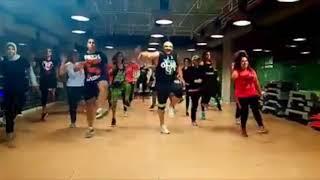 Zumba Class with Sherif - Alragel Song