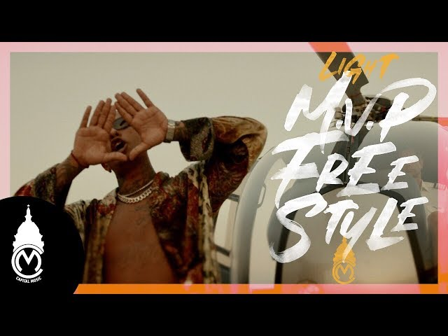 Light - MVP Freestyle - Official Music Video