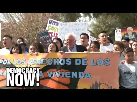 Latinx Group Mijente Backs Bernie Sanders in First-Ever Presidential Endorsement