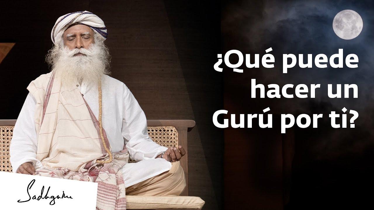 Guru Purnima: un día de gracia │Sadhguru