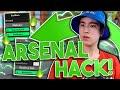 Arsenal Roblox Hack Script GUI Aimbot (2021 Pastebin)
