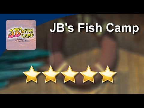 JB's Fish Camp New Smyrna Beach Outstanding Five Star Review By BETH L.