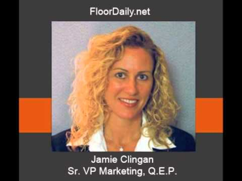 FloorDaily.net: Jamie Clingan Discusses QEP's Acquisition of Faus USA