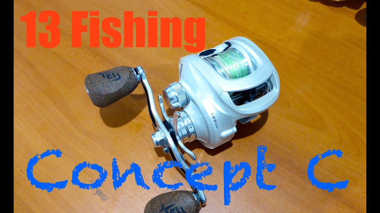 13 fishing concept c baitcast review youtube for 13 fishing concept a