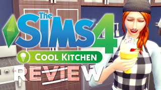 Sims 4: Cool Kitchen Stuff Pack // Review + Overview