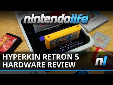 RetroN 5 Hardware Review