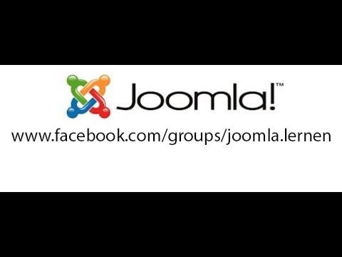 Joomla Kategorie Blog erstellen mit Blog Layout Einstellungen