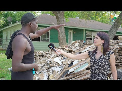 Empire Files: After Hurricane Harvey, Abandoned Community Takes Charge