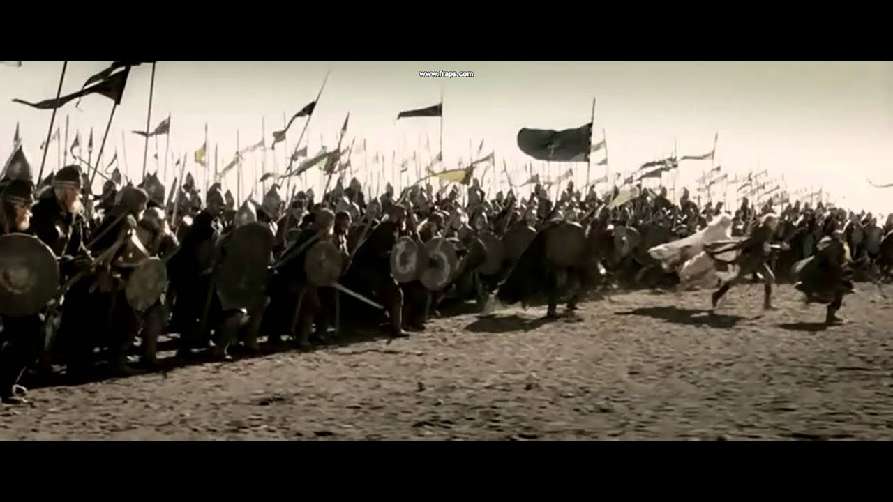 Lord Of The Rings Army Numbers