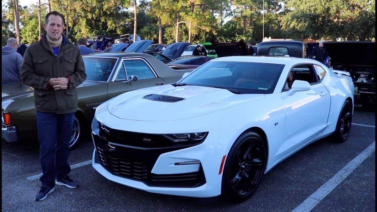 Why Is The 2019 Chevrolet Camaro Ss The One Not To Get