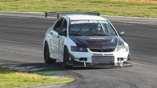 Racing A Voltex Evo 8 RS - Gingerman Race Way(, 2016-10-20T20:00:03.000Z)