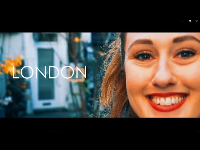 LONDON CALLING | Sony a6300