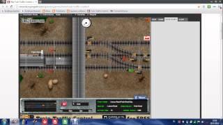 Train traffic control levels 1-3